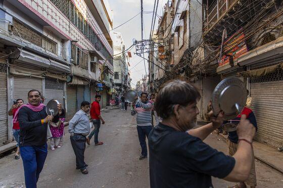Modi's Call to Switch Off Lights En Masse Risks Blackouts