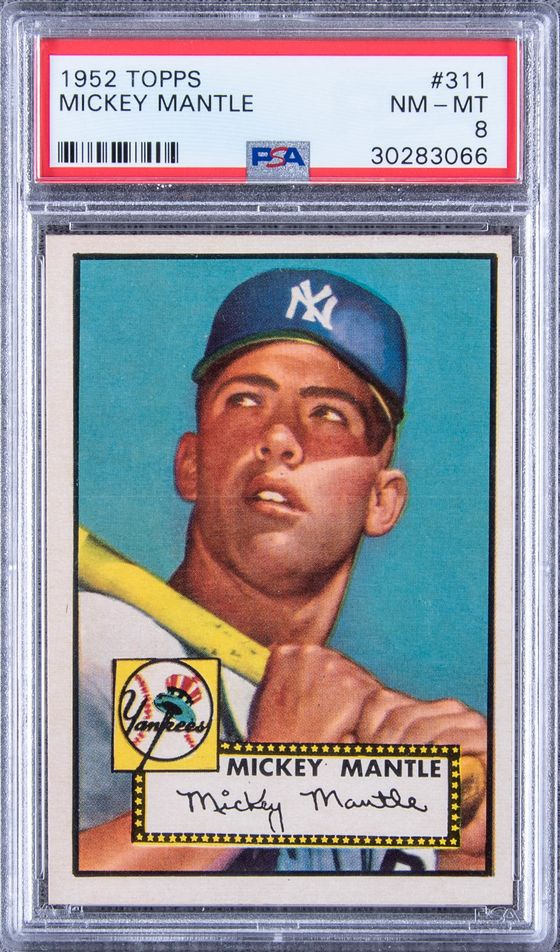 Baseball Cards Go Crypto as Auction Houses Warm to New Currency