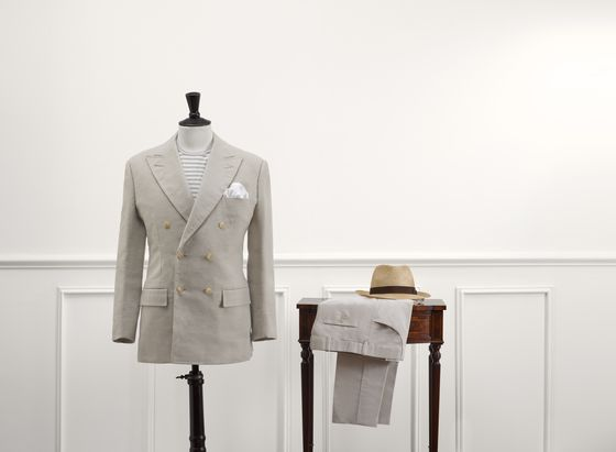 The Suit, Proclaimed Dead, Is Alive and Well For Top Tailors