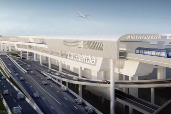 LaGuardia AirTrain May Cost $4.20 Per Rider, Port Authority Says