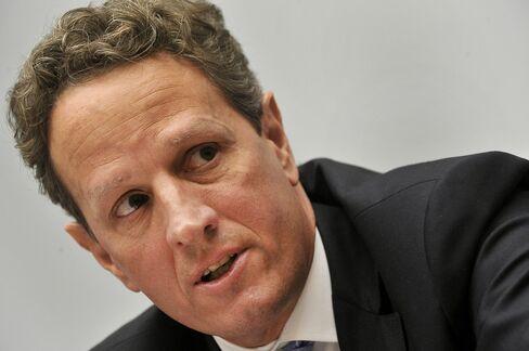 Treasury Secretary Timothy F. Geithner