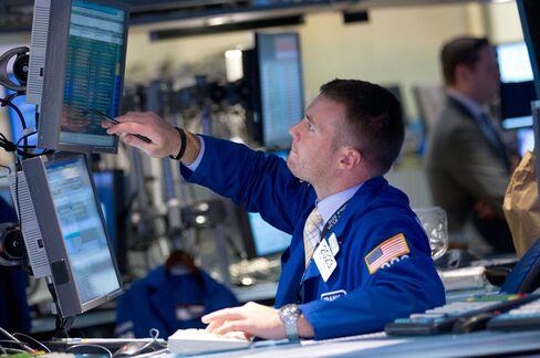 S&P 500 Returns to 5-Year High on Jobs; Treasuries, Dollar Fall