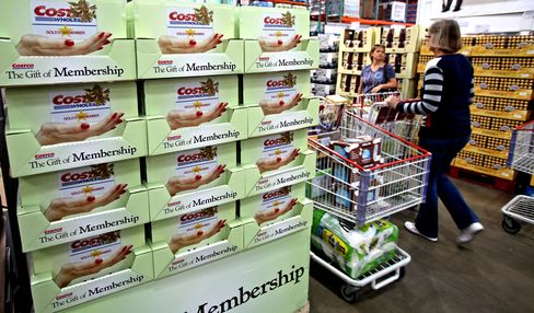 Costco Seen Benefiting in Holiday Sales