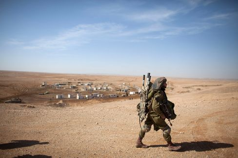 Israeli Army Retreat From Pricy Property Opens Land for Housing