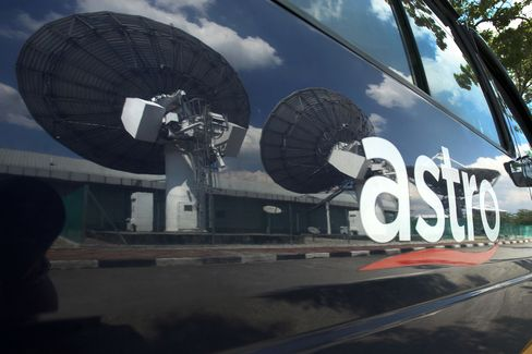 Krishnan's Astro All Asia Said to Consider Initial Share Sale