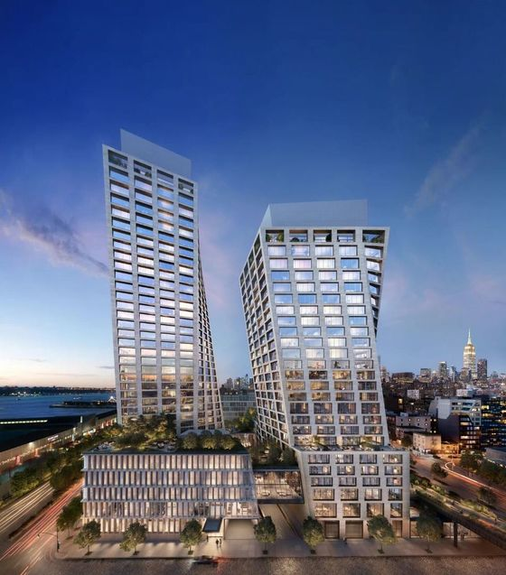 One NYC Developer, Two Projects and $3.4 Billion of New Condos