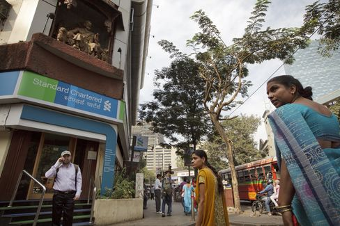 Standard Chartered to Buy Morgan Stanley's Indian Wealth Unit