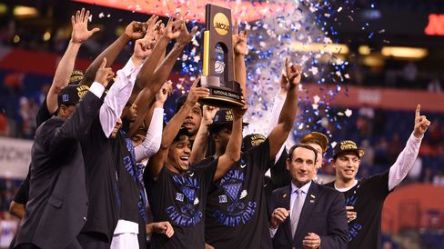 Duke University's Win Over the University of Wisconsin