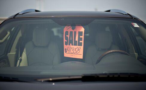 Consumer Comfort Gauge Signals Severe Discontent for Fifth Week