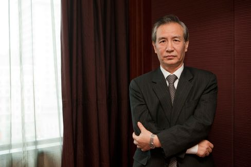 Liu He, director of China's Office of the Central Leading Group on Financial and Economic Affairs.