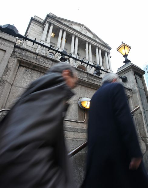 BOE Should Avoid Raising Interest Rates 'Too Early,' BCC