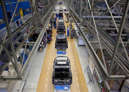BMW Factory in Leipzig