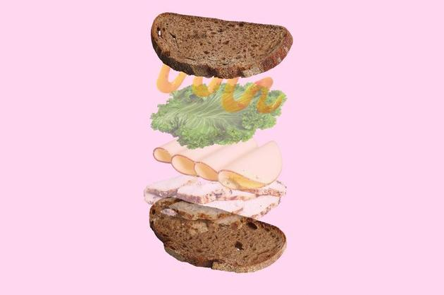 Crusty Multigrain Sourdough