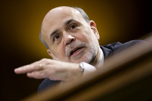 Obama Says Bernanke Has Stayed at Fed 'Longer Than He Wanted'