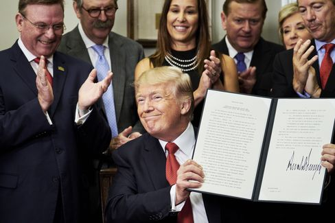 President Trump Signs Executive Order Promoting Health Care Choice And Competition