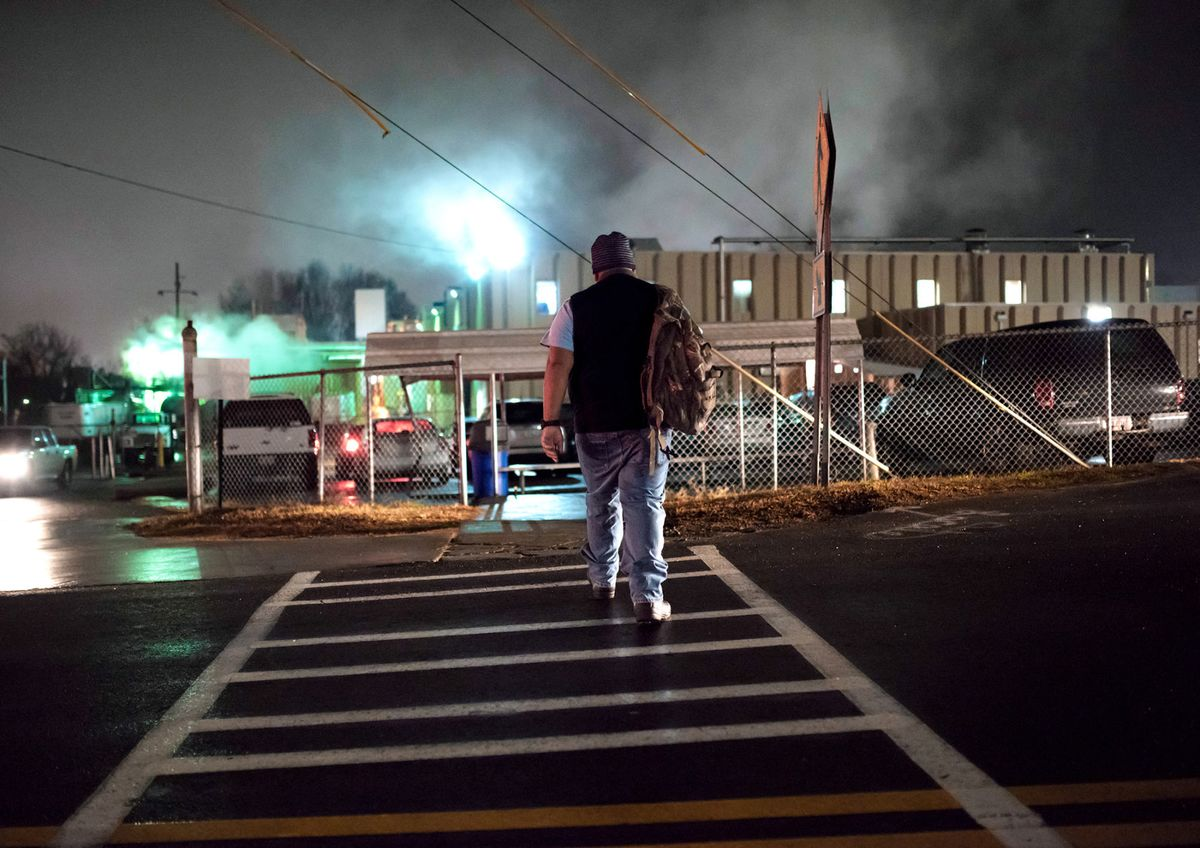America's Worst Graveyard Shift Is Grinding Up Workers