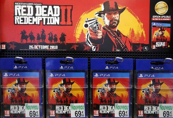 Red Dead 2 Sales Blast Past Previous Title