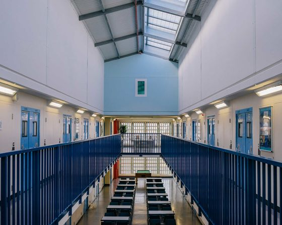 U.K. Private Prisons Are One Industry Not Worried About Brexit