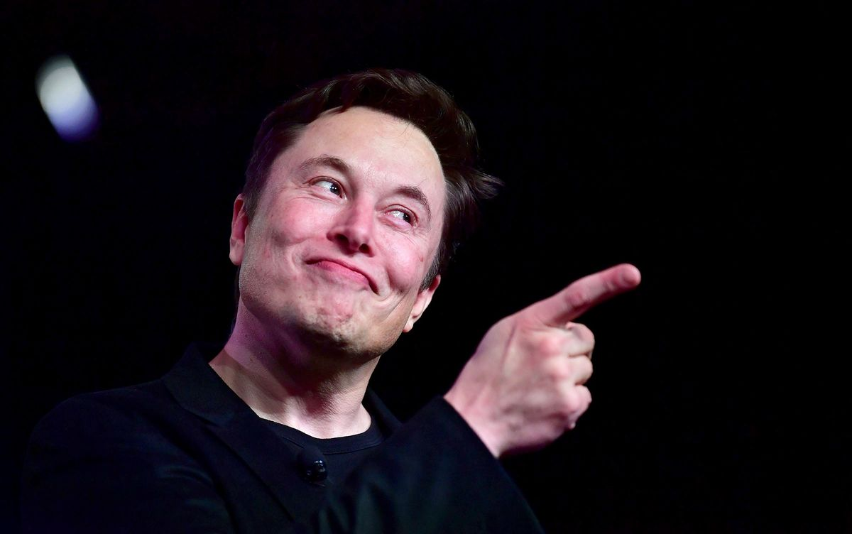 Musk Finds Humor in Tesla's $420 Stock Getting 'So High'