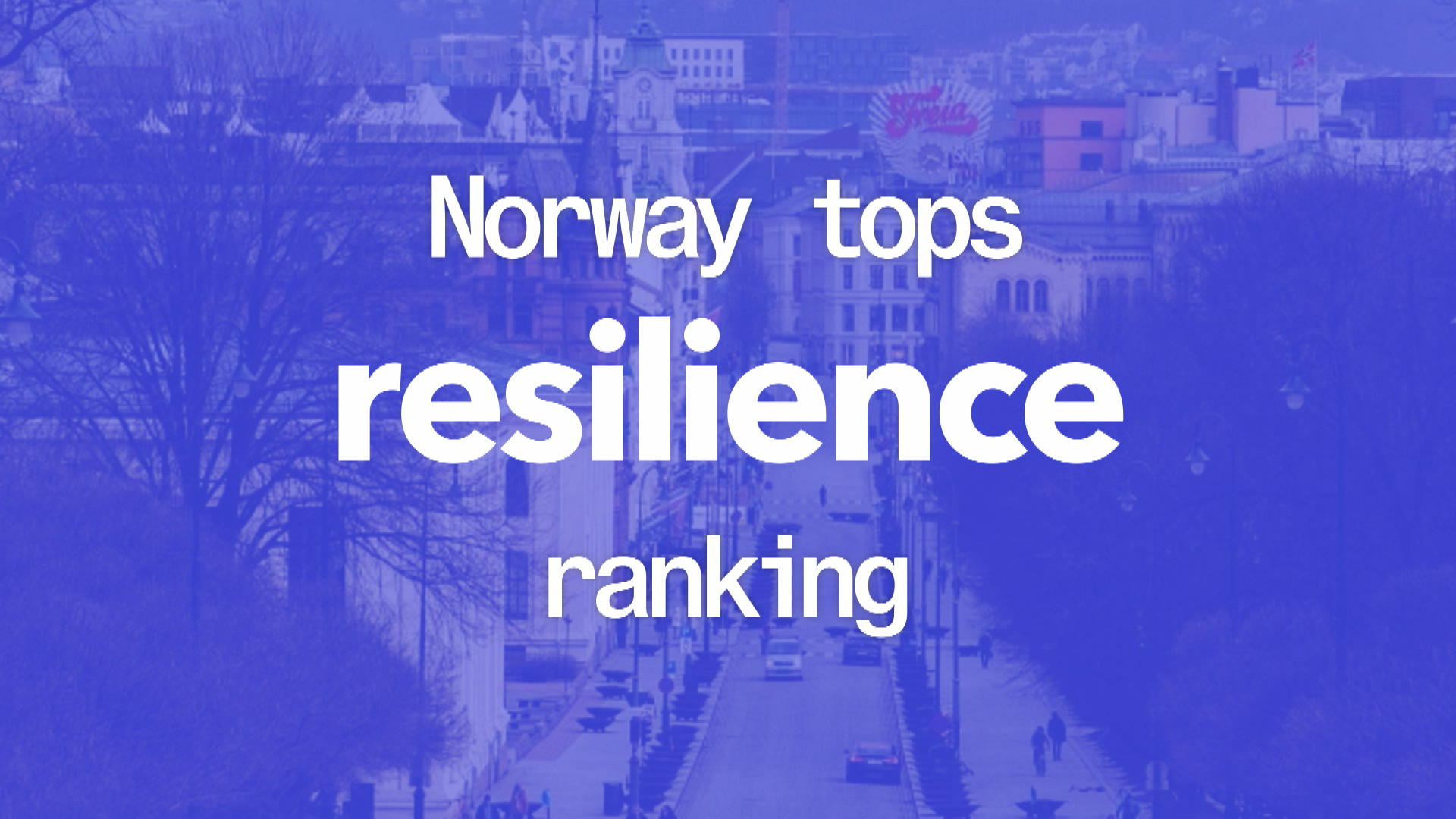 Norway Tops Covid Resilience Ranking as Delta Variant Surges