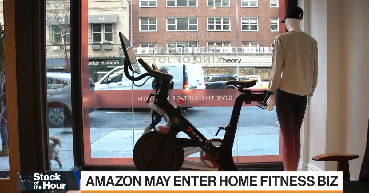 Amazon Offers 0 Prime Bike to Take on Peloton
