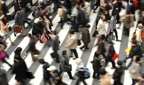 Japan Current-Account Surplus of $5.8 Billion Exceeds Estimates