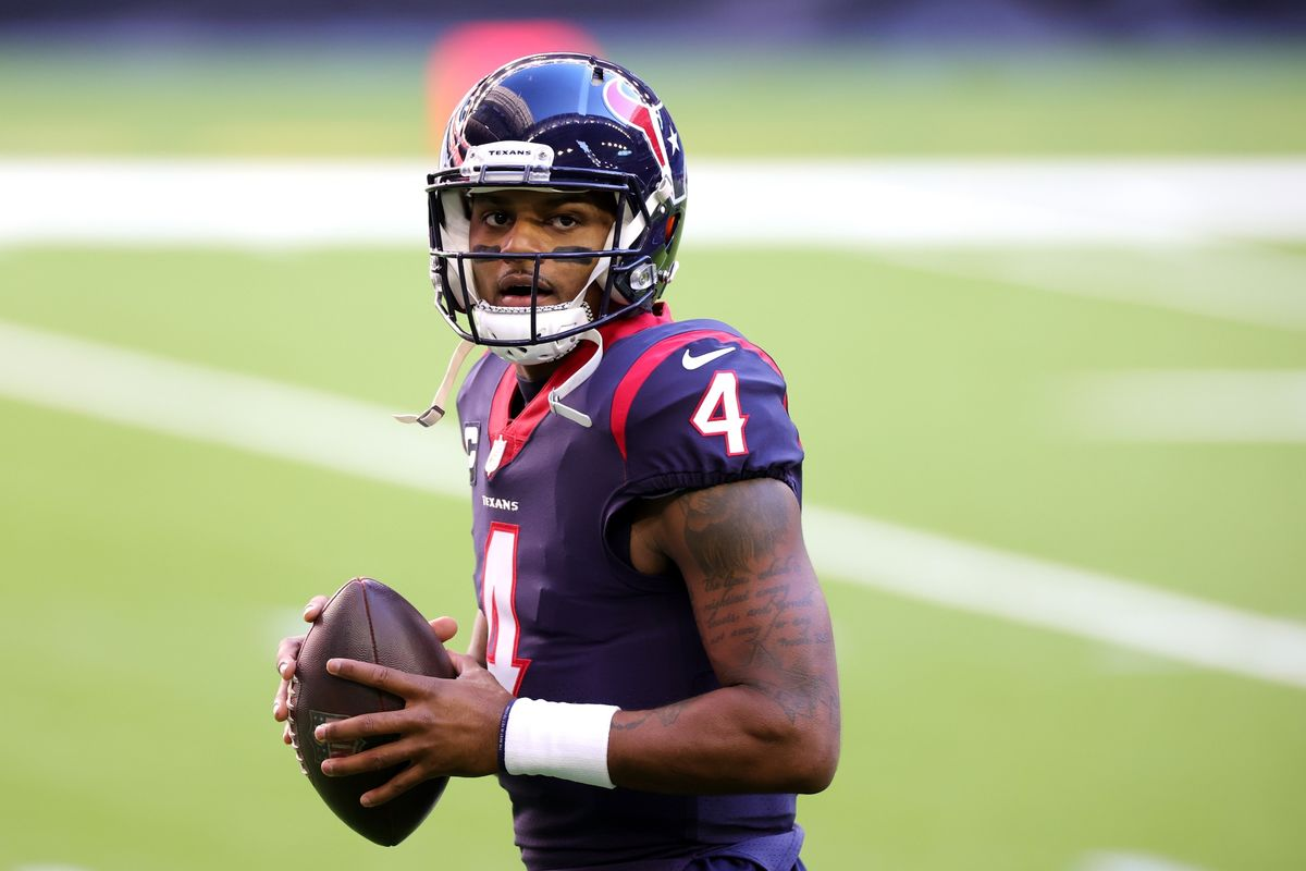 Houston Police Says It's Investigating Texans QB Watson thumbnail