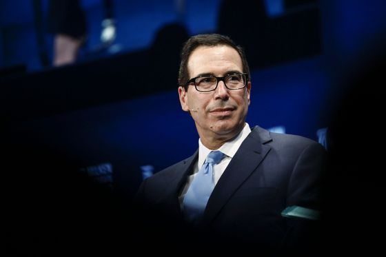 Mnuchin's Silence Signals His Displeasure With Trump's Trade War