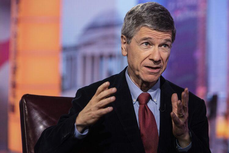 Columbia University Professor Jeffrey Sachs Interview