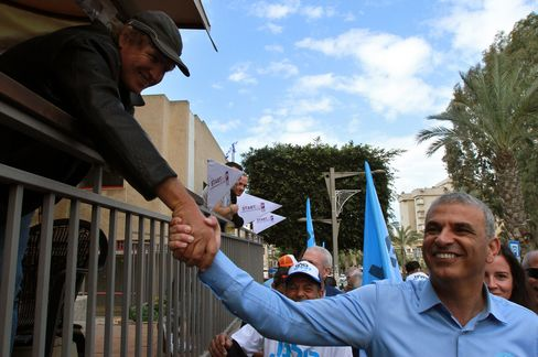 ISRAEL-VOTE-CAMPAIGN-KAHLON