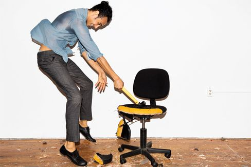 Kill Your Desk Chair???and Start Standing