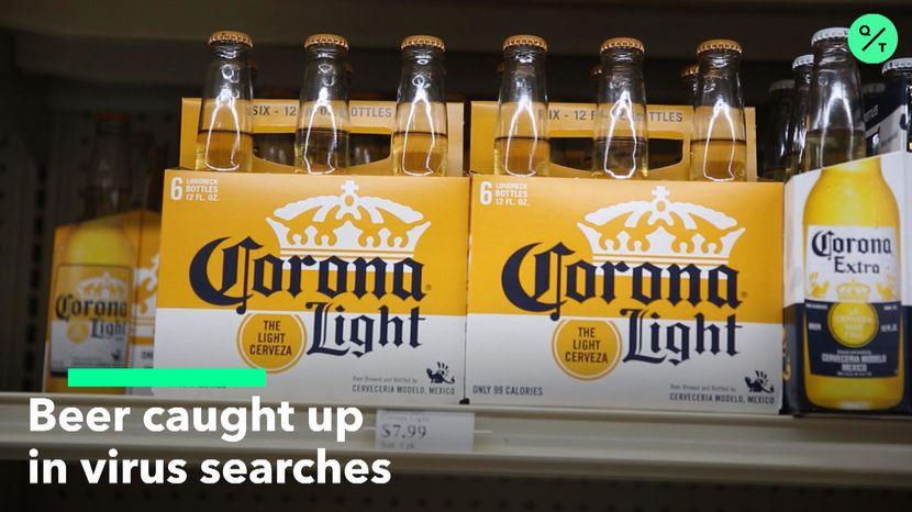 how much calories in a corona beer