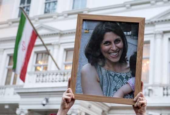 Johnson'sPast Comments May Haunt HimWithU.K. Citizen's Release in Iran