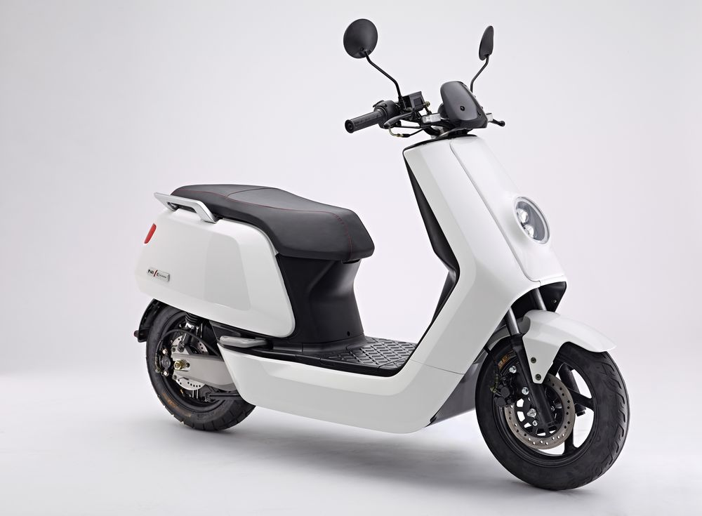 A Niu Electric Scooter Source Via Bloomberg