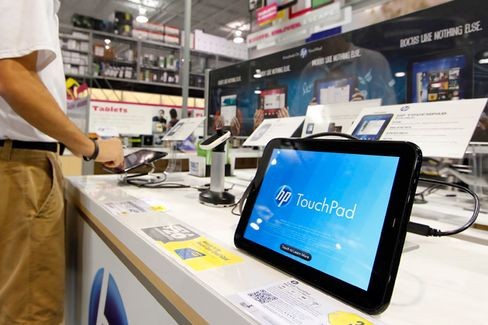 Best Buy's Homegrown Tablet