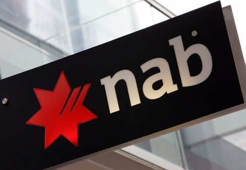 NAB Tops Loan Ranks for First Time Since 2001