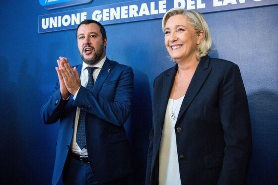 Salvini Says Juncker's Austerity Regime Is Europe's Real Enemy