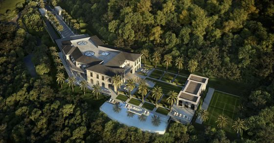 A $150 Million Plot of Land Hits Marketin Bel Air, House Not Included