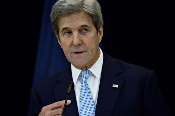 John Kerry Backs New Carbon-Price ETF in Climate Change Fight