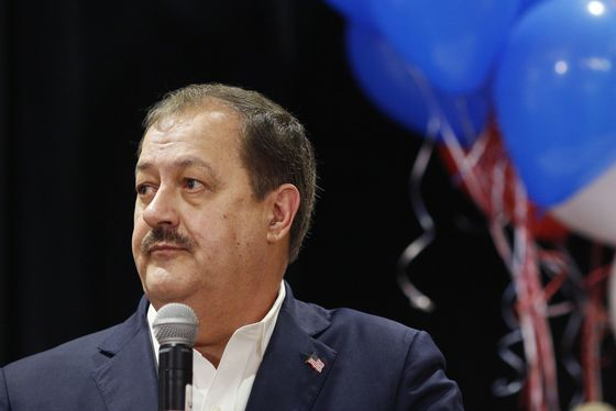 Coal Baron Don Blankenship May Boost Biden's Prospects in Nevada
