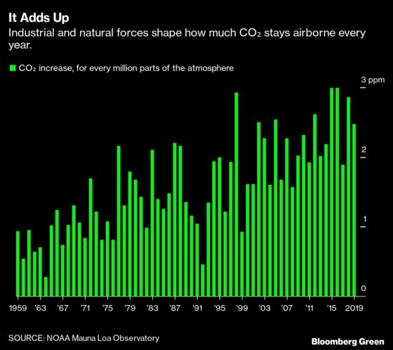 CO2EmissionsAreFalling.That Doesn't Mean Virus Will Slow Warming