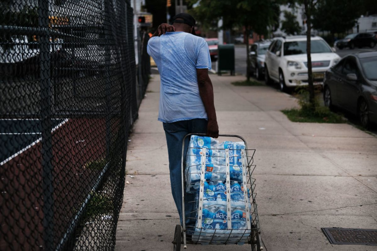 Newark Needs Clean Water, and It's Not Alone