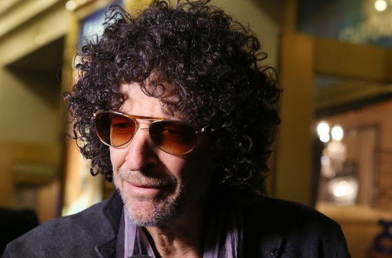 Howard Stern Extends Contract With Sirius XM for Five Years
