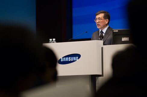 Samsung Electronics CEO Kwon Oh Hyun