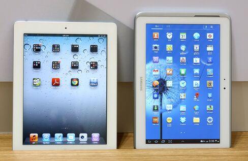 Apple Ordered to Change Notice in U.K. Samsung Case