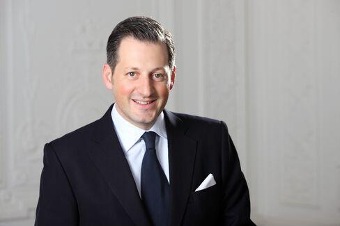Julius Baer CEO Boris Collardi