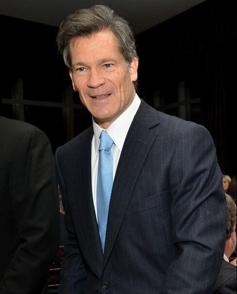 Moore Capital Management CEO Louis Bacon