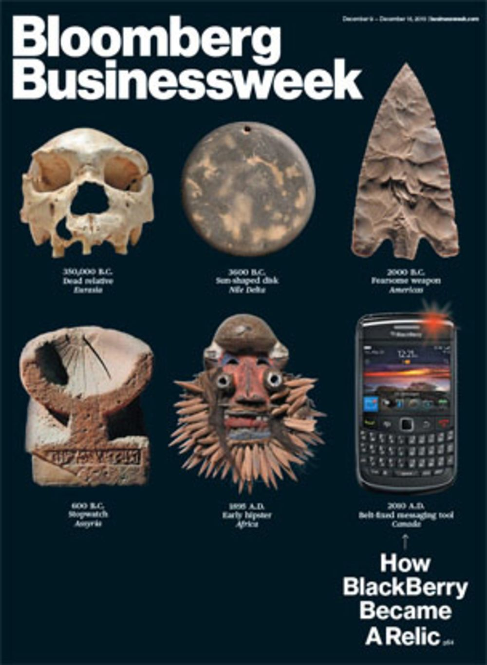 The Rise and Fall of BlackBerry: An Oral History - Bloomberg