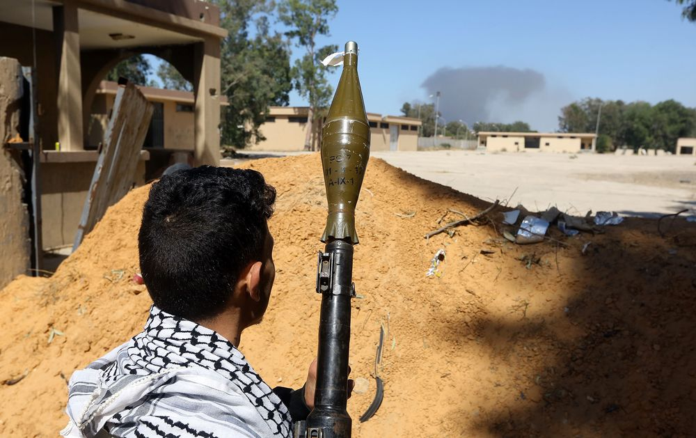 Libya Proxy War Risk Escalates as Government Gets Arms Shipment