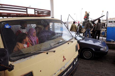 Qaddafi Forces Near Benghazi as Rebel Says World Failed Us